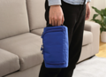 กระเป๋าจัดระเบียบ การเดินทาง สำหรับคุณผู้ชาย สำหรับใครที่ต้องเดินทาง มองหา กระเป๋าใส่ของ กระเป๋าจัดระเบียบ ใบนี้ตอบโจทย์แน่นอนค่ะ  คุณสมบัติ : จัดระเบียบสิ่งของ และของใช้ กันน้ำ ขนาด 25*14 cm สี : ดำ น้ำเงิน  #กระเป๋าจัดระเบียบ #กระเป๋าเดินทาง #กระเป๋าใส่ของ