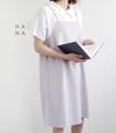 """❁ Double Latte Dress เดรสแขนสั้นเย็บติดกับเอี๊ยมเป็นชิ้นเดียวกัน ซิปซ่อนด้านหลัง  cotton ผสมลินินใส่สบาย ส่วนเอี๊ยมเป็นผ้าเนื้อผสมมีน้ำหนักอยู่ทรง ผ้าดีตัดเย็บดี รีดง่ายมาก ใส่แล้วน่ารักมาก - - - - - - - - - - - - •• สีเทา •• ยาว 35.5"""" อก 39"""" เอว 43"""" สะโพก 47 •• ราคา 850 บาท"""