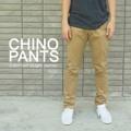 """Chino Pants กางเกง Chino ขายาว ทรงกระบอกเล็ก ตัดเย็บจากผ้าชิโน่อย่างดี เนื้อผ้าไม่บาง สีไม่ตก ไม่เป็นขุย ทรงสวย สวมใส่สบาย  เรียบง่าย แต่ดูดี สามารถหยิบมาใส่ได้เสมอๆ มีให้เลือกหลายสี เป็น must have item ที่ทุกคนควรจะมีติดตู้เสื้อผ้าไว้ค่ะ   Size: S,M,L,XL  S - รอบเอว 30""""  M - รอบเอว 32""""  L - รอบเอว 34""""  XL - รอบเอว 36""""  #chino #กางเกงผู้ชาย #mensfashion #กางเกงขายาว #MorfClothes"""