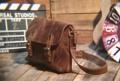 Oil Tanned Full-Grain Men's Crossbody Bag/Messenger Bag.  -----------------------------------     โหด ดุ! กับครอสบอดี้ทรงMessenger สีน้ำตาลเข้ม size m ขนาดพอดี พอเหมาะ สำหรับใส่กระเป๋าสตางค์ iphone บุหรี่ไฟฟ้า แว่นตา และแอคเซสเซอริ่สำหรับคุณผู้ชาย (ไม่รองรับเอกสารขนาดA4) ดีไซน์เรียบง่ายสุดคลาสสิค ช่องกลางเป็นซิปรูดปิด รวมถึงช่องด้านหลัง  Marerial :: Oil wax/ Full-Grain Leather Size กว้าง(W)36xสูง(H)28xลึก(D)6CM. Price 2,200.-THB ค่าส่งลงทะเบียน 50฿ สนใจรายละเอียดเพิ่มเติมได้ครับ 24Hr. Line  nudtys Page https://m.facebook.com/A1920BagsVintage Phone Num. 0932426519 ------------------------------------------ #used #vintagestyle #vintageshop #vintagebag #leatherbag #bags #bagshop #วินเทจ #กระเป๋าเดินทาง #มือสอง #pattaya #กระเป๋าหนัง #กระเป๋าเป้ #กระเป๋าเป้สะพายหลัง #กระเป๋าเดินทาง #backpack #backpacking #backpacker  #กระเป๋าเท่ห์ #กระเป๋าเท่ห์ๆแบบวัวตายควายล้ม #A1920s