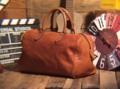 """TODO""Vintage Leather Small Duffle Bag. ---------------------------------------- กระเป๋าถือ /กระเป๋าเดินทาง ขนาดเล็ก ทรงหมอนหนังแท้ ""Shibu-Gawa"" ไม่มีสายสะพายยาว ภายในบุซับรายกราฟฟิคสถานที่บอกเล่าเรื่องราวยุคเก่าแปลกตาดีครับบอดี้สภาพอยู่ที่ 85%.   Marerial :: Leather is named ""Shibu-Gawa""                              Size กว้าง(W)33.55xสูง(H)28xลึก(D)19CM. Price 1,400-THB ค่าส่งลงทะเบียน 50฿ สนใจรายละเอียดเพิ่มเติมได้ครับ 24Hr. Line  nudtys Page https://m.facebook.com/A1920BagsVintage Phone Num. 0932426519 ------------------------------------------ #used #vintagestyle #vintageshop #vintagebag #leatherbag #bags #bagshop #วินเทจ #กระเป๋าเดินทาง #มือสอง #pattaya #กระเป๋าหนัง #กระเป๋าเป้ #กระเป๋าเป้ #อยากขายมาก #กระเป๋าเดินทาง #กระเป๋ามือสอง #กระเป๋าถูกๆ #กระเป๋าหนังแท้  #กระเป๋าเท่ห์ #กระเป๋าเท่ห์ๆแบบวัวตายควายล้ม #streetfashion #shoulderbag  #dufflebag  #messengerbag #salethailand ##brandnamebag #A1920s"