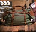Vintage Military Canvas Leather Cutting Men's Shoulder Bag --------------------------------------- วินเทจ มิลิทารี สตรีทแฟชั่น กระเป๋าสะพายข้างทรงแมสเซนเจอร์ บอดี้แคนวาสสีเขียวหยก คัตติ้งหนังแท้(Full-Grain) ภายในซับในผ้าสีน้ำตาล มีพาร์ทช่องเล็กปิดซิปมาพร้อม สภาพ90% ไม่มีขาดผิวสวยครับ Marerial :: Green Canvas Size กว้าง(W)39xสูง(H)26xลึก(D)13.5CM. Price 1,280-THB ค่าส่งลงทะเบียน 50฿ สนใจรายละเอียดเพิ่มเติมได้ครับ 24Hr. Line  nudtys Page https://m.facebook.com/A1920BagsVintage Phone Num. 0932426519 ------------------------------------------ #used #vintagestyle #vintageshop #vintagebag #leatherbag #bags #bagshop #วินเทจ #กระเป๋าเดินทาง #มือสอง #pattaya #กระเป๋าหนัง #กระเป๋าเป้ #กระเป๋าเป้สะพายหลัง #กระเป๋าเดินทาง #backpack #backpacking #backpacker  #กระเป๋าเท่ห์ #กระเป๋าเท่ห์ๆแบบวัวตายควายล้ม #streetfashion #militarybag  #A1920s