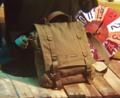 """Vintage Canvas Military Street Cross-body Bag By """"Club Ranson""""  ----------------------------------- สะพายข้างทรงสูง สไตล์วินเทจ อาร์มี่ สตรีทแฟชั่น ฝาปิดล็อคเข็มขัดคู่ กระเป๋าช่องหน้าคาดล็อคสายกระดุม ซิปช่องกลางใหญ่พอสมควร ใส่สัมภาระได้เยอะ และช่องซิปหลัง แคนวาสสวยๆ สีเขียวขี้ม้าเข้ม แนวสตรีทไม่ควรพลาด                                         Marerial :: Canvas Size กว้าง(W)30xสูง(H)36xลึก(D)9CM. Price 800.-THB ค่าส่งลงทะเบียน 50฿ สนใจรายละเอียดเพิ่มเติมได้ครับ 24Hr. Line  nudtys Page https://m.facebook.com/A1920BagsVintage Phone Num. 0932426519 ------------------------------------------ #used #vintagestyle #vintageshop #vintagebag #leatherbag #bags #bagshop #วินเทจ #กระเป๋าเดินทาง #มือสอง #pattaya #กระเป๋าหนัง #กระเป๋าเป้ #กระเป๋าเป้สะพายหลัง #กระเป๋าเดินทาง #backpack #backpacking #backpacker  #กระเป๋าเท่ห์ #กระเป๋าเท่ห์ๆแบบวัวตายควายล้ม #A1920s"""