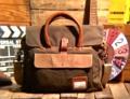 """HarrisTweed"" Vintage Canvas Messenger Bag/Brieftcase/Duffle bag. --------------------------------------- กระเป๋าเอกสาร / โน้ตบุค กระเป๋าเดินทาง(1-2วัน) สะพายข้าง ดีไซน์คลาสสิคผสมผสานหนังแท้ ทรงตั้ง บอดี้ผ้าแคนวาสหนาสีเขียวเทาและน้ำตาลอ่อน กระเป๋า2ช่อง ช่องเล็กด้านหน้าทำจากผ้าสักราดตามซึ่งเป็นเอกลักษณ์ของแบรนด์นี้เลยก็ว่าได้ ภายในจุได้มากมายเช่น เอกสารสำคัญ โน้ตบุ๊ค หรือสัมภาระในการเดินทาง1-2วัน   Marerial ::  Leather / Heavy Canvas Size กว้าง(W)37xสูง(H)40xลึก(D)10CM. Price 1,600-THB ค่าส่งลงทะเบียน 50฿ สนใจรายละเอียดเพิ่มเติมได้ครับ 24Hr. Line  nudtys Page https://m.facebook.com/A1920BagsVintage Phone Num. 0932426519 ------------------------------------------ #used #vintagestyle #vintageshop #vintagebag #leatherbag #bags #bagshop #วินเทจ #กระเป๋าเดินทาง #มือสอง #pattaya #กระเป๋าหนัง #กระเป๋าเป้ #กระเป๋าเป้สะพายหลัง #กระเป๋าเดินทาง #backpack #backpacking #backpacker  #กระเป๋าเท่ห์ #กระเป๋าเท่ห์ๆแบบวัวตายควายล้ม #streetfashion #militarybag #A1920s"