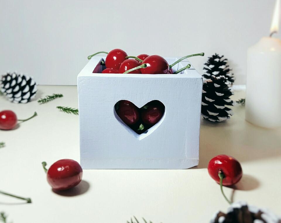 ของแต่งบ้าน,ของใช้ในบ้าน,กล่อง,กล่องไม้,ไม้สัก,banchulee,homedecor,wooden,box,heart,painting,shabbychic,craft,งานไม้,vintage,zakka