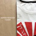 เสื้อยืดลาย Nippon Monster ใส่ได้ทั้งผู้ชายและผู้หญิง แนว Graphic Character  ผลิตจากเนื้อผ้านุ่ม cotton 100% แน่นอน   ราคาเพียงตัวละ 245 บาทส่งฟรี ลงทะเบียน / EMS เพิ่ม 30 บาท   มีทั้งหมด 3 ไซส์ S M L ไซส์ S : รอบอก 32 นิ้ว ยาว 27 นิ้ว  ไซส์ M : รอบอก 36 นิ้ว ยาว 28 นิ้ว  ไซส์ L : รอบอก 40 นิ้ว ยาว 29 นิ้ว  สั่งซื้อได้ตลอด 24 ชม. จัดส่ง จ-ส ครับ !!