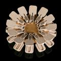 CUSHY ไม้หนีบผ้า แพ็ค 12 ชิ้น (Clothes peg) รหัสสินค้า : 8299CL001065  - ผลิตจากพลาสติก ABS - สำหรับหนีบผ้า - สีน้ำตาล - ขนาดสินค้า 6 ซม. - จำนวน 12 ชิ้น/แพ็ค  หมายเหตุ : สีของสินค้าที่ปรากฎ อาจมีความแตกต่างกันขึ้นอยู่กับการตั้งค่าของแต่ละหน้าจอ  **รอบระยะเวลาในการสั่งซื้อ-จัดส่ง - ตัดยอดทุกวันพฤหัสบดี เวลา 12.00 น. และจะจัดส่งให้วันอังคารของสัปดาห์ถัดไป ---------------------------------------------------------------- #PRIM #CUSHY #FNOUTLET #Prim #Cushy #Fnoutlet #fnoutlet #Peg #Clothes #Glass #Mat #ไม้หนีบผ้า #ไม้แขวนผ้า #คลิปหนีบผ้า #ราวตากผ้า #พรมเช็ดเท้า #ไมซิไฟน์ #ผ้าเช็ดเท้า #พรมกันลื่น #ห้องน้ำ #ห้องนอน #ผ้าคอตตอน #ผ้าตุ่ม #คลื่น #ลูกเต๋า