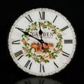 **ราคาปกติ 250 บาท  Wall Clock Glass นาฬิกากระจกติดผนัง (In the Garden Design WC05) รหัสสินค้า : 8223NCF100359AAAA003  - นาฬิกาติดผนังสกรีนลาย In the Garden - ผิวหน้าเคลือบด้วยกระจกใสหนา แข็งแรง - ใช้แบตเตอรี่ AA จำนวน 1 ก้อน - ขนาดสินค้า เส้นผ่านศูนย์กลาง 30 ซม. - จำนวน 1 เรือน/กล่อง  หมายเหตุ : สีของสินค้าที่ปรากฎ อาจมีความแตกต่างกันขึ้นอยู่กับการตั้งค่าของแต่ละหน้าจอ  ---------------------------------------------------------------- #PRIM #CUSHY #FNOUTLET #Prim #Cushy #Fnoutlet #fnoutlet #RectangleShape #Glass #Clock #IntheGarden #นาฬิกา #นาฬิกาติดผนัง #กระจก #ติดผนัง #ตกแต่งบ้าน #ห้องนั่งเล่น #เวลา #นาฬิกาข้อมือ
