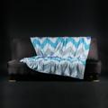 CUSHY ผ้าห่มไมโครไฟเบอร์ลาย Wave (Blanket Micro Flannel Fleece Print.S) รหัสสินค้า : 8059CAC020059ABLL007  ราคาสินค้า : 690 บาท ค่าจัดส่งประเภท EMS : 100 บาท รวมทั้งสิ้น : 790 บาท  รายละเอียดสินค้า - ผ้าห่มไมโครไฟเบอร์ (Microfiber) 100% - เนื้อผ้านุ่มห่มสบาย ลาย Wave - ซับเหงื่อได้ดี ช่วยให้รู้สึกแห้งสบายขณะหลับ - เส้นใยไมโครไฟเบอร์หนานุ่ม มอบความอบอุ่นในห้องแอร์ - เหมาะสำหรับเตียงนอนขนาดไม่เกิน 3.5 ฟุต - ลาย Wave - ขนาดสินค้า 60x80 นิ้ว - จำนวน 1 ผืน/แพ็ค  คำแนะนำในการดูแลรักษา  - ซักเครื่องด้วยน้ำอุ่นไม่เกิน 40 องศา - ห้ามใช้สารฟอกขาว - อบหรือปั่นแห้ที่อุณหภูมิปกติ - ควรรีดด้วยเตารีดไอน้ำอุณหภูมิปานกลาง - ห้ามซักแห้ง - ไม่ควรซักรวมกับผ้าสีเข้ม - ซักด้วยมือจะช่วยยืดอายุการใช้งานได้มากกว่าซักเครื่อง  หมายเหตุ : สีของสินค้าที่ปรากฎ อาจมีความแตกต่างกันขึ้นอยู่กับการตั้งค่าของแต่ละหน้าจอ  **รอบระยะเวลาในการสั่งซื้อ-จัดส่ง - ตัดยอดทุกวันพฤหัสบดี เวลา 12.00 น. และจะจัดส่งให้วันอังคารของสัปดาห์ถัดไป ---------------------------------------------------------------- #CUSHY #PRIM #FNOUTLET #fnoutlet #CHERISH #Microfiber #Flower #Blanket #ไมโครไฟเบอร์ #ผ้าห่ม #ผ้าไมโครไฟเบอร์ #ที่นอน #ผ้าปูที่นอน #ผ้านวม #ผ้าปูเตียง #ผ้าคลุมเตียง #ปลอกผ้านวม #ผ้ารองเตียง #เตียงนอน #หมอน #หมอนอิง #ห้องนอน #พรม #หลับสบาย