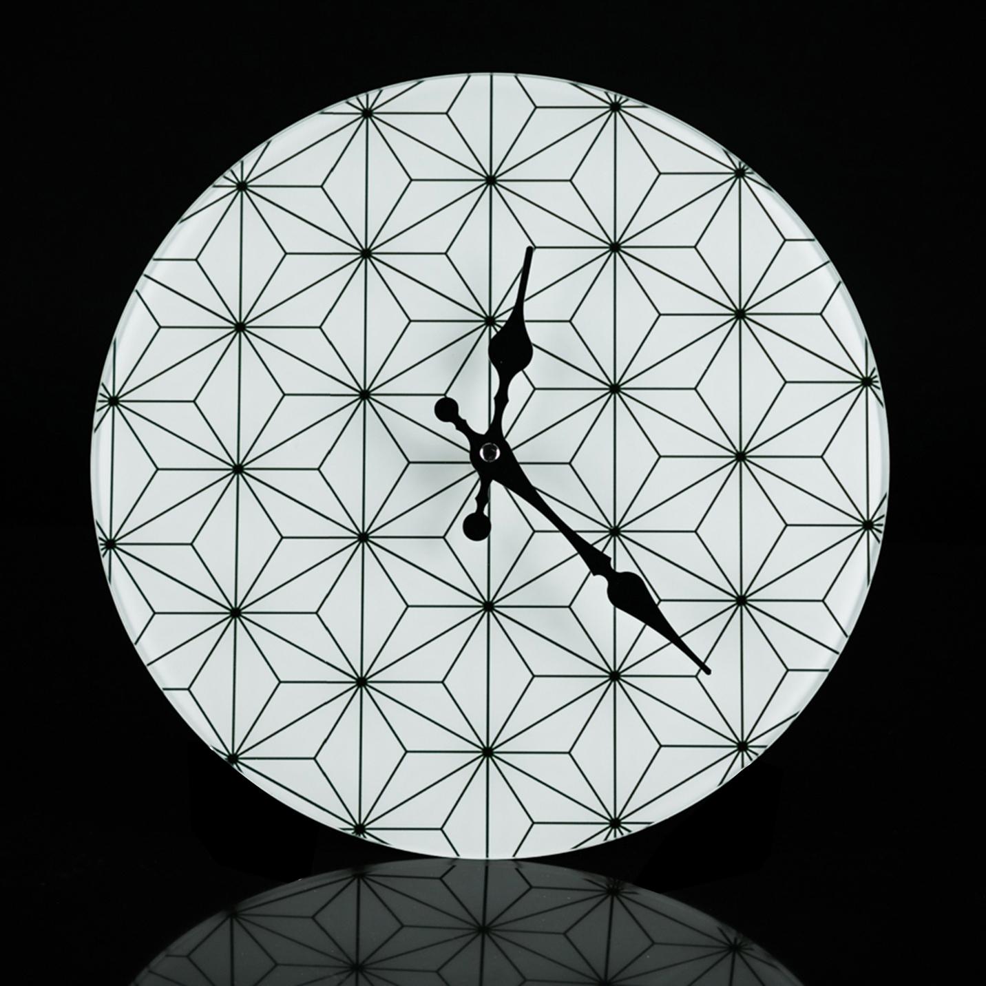 PRIM,CUSHY,FNOUTLET,Prim,Cushy,Fnoutlet,fnoutlet,RectangleShape,Glass,Clock,Modern,นาฬิกา,นาฬิกาติดผนัง,กระจก,ติดผนัง,ตกแต่งบ้าน,ห้องนั่งเล่น,เวลา,นาฬิกาข้อมือ