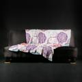 CUSHY ผ้าห่มไมโครไฟเบอร์ลาย Gypsy (Blanket Micro Flannel Fleece Print.S) รหัสสินค้า : 8059CAC020059AVLD008  ราคาสินค้า : 690 บาท ค่าจัดส่งประเภท EMS : 100 บาท รวมทั้งสิ้น : 790 บาท  รายละเอียดสินค้า - ผ้าห่มไมโครไฟเบอร์ (Microfiber) 100% - เนื้อผ้านุ่มห่มสบาย ลาย Gypsy - ซับเหงื่อได้ดี ช่วยให้รู้สึกแห้งสบายขณะหลับ - เส้นใยไมโครไฟเบอร์หนานุ่ม มอบความอบอุ่นในห้องแอร์ - เหมาะสำหรับเตียงนอนขนาดไม่เกิน 3.5 ฟุต - ลาย Gypsy - ขนาดสินค้า 60x80 นิ้ว - จำนวน 1 ผืน/แพ็ค  คำแนะนำในการดูแลรักษา  - ซักเครื่องด้วยน้ำอุ่นไม่เกิน 40 องศา - ห้ามใช้สารฟอกขาว - อบหรือปั่นแห้ที่อุณหภูมิปกติ - ควรรีดด้วยเตารีดไอน้ำอุณหภูมิปานกลาง - ห้ามซักแห้ง - ไม่ควรซักรวมกับผ้าสีเข้ม - ซักด้วยมือจะช่วยยืดอายุการใช้งานได้มากกว่าซักเครื่อง  หมายเหตุ : สีของสินค้าที่ปรากฎ อาจมีความแตกต่างกันขึ้นอยู่กับการตั้งค่าของแต่ละหน้าจอ  **รอบระยะเวลาในการสั่งซื้อ-จัดส่ง - ตัดยอดทุกวันพฤหัสบดี เวลา 12.00 น. และจะจัดส่งให้วันอังคารของสัปดาห์ถัดไป ---------------------------------------------------------------- #CUSHY #PRIM #FNOUTLET #fnoutlet #CHERISH #Microfiber #Flower #Blanket  #ไมโครไฟเบอร์ #ผ้าห่ม #ผ้าไมโครไฟเบอร์ #ที่นอน #ผ้าปูที่นอน #ผ้านวม #ผ้าปูเตียง #ผ้าคลุมเตียง #ปลอกผ้านวม #ผ้ารองเตียง #เตียงนอน #หมอน #หมอนอิง #ห้องนอน #พรม #หลับสบาย
