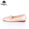 Point Flat Shoes 👠35-40 ✔Color: Pink Gold  รองเท้าสวมใส่สบายผลิตจากหนังแกะนิ่ม นิ่มทั้งหนังและพื้น ส้นติดยางกั้นลื่นด้วยนะคะ ใส่ได้กับทุกโอกาส แมตช์กับชุดได้ง่ายนะคะ --------------------------------------------------------- 🎉สินค้าไซต์ไม่พอดี เปลี่ยนไซต์ได้คะ 🎉ส่ง EMS ฟรีทุกคู่  **Size** Size 35 Length 23 CM. Size 36 Length 23.5 CM. Size 37 Length 24.5 CM. Size 38 Length 25 CM. Size 39 Length 25.5 CM. Size 40 Length 26 CM.