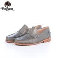Moccasin (White,Grey,Black)  Size 35-40 ผลิตจากหนังวัวแท้ พื้นนุ่ม แมตช์กับชุดได้ง่าย สวมใส่เบาสบาย Handmade Genuine Leather Shoes with extra sponge  Color : Gray **Size** Size 35 Length 23.5 CM. Size 36 Length 24 CM. Size 37 Length 24.5 CM. Size 38 Length 25 CM. Size 39 Length 25.5 CM. Size 40 Length 26 CM.  ----------------------------------------------------- #ผู้หญิง #women #รองเท้า #รองเท้าผู้หญิง #รองเท้าหุ้มส้น #รองเท้าหนัง #รองเท้าหนังผู้หญิง