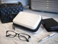 👝 กระเป๋าใบเล็กสำหรับพกพาเดินทาง ช่วยกันกระแทก ขนาด กว้าง17cm สูง11cm ลึก7cm . - ผลิตจากวัสดุ ABS ผสม PC คุณภาพสูง - แข็งแรงทนทานและเงาสวย - ผิวกันน้ำ เช็ดทำความสะอาดได้ง่าย - น้ำหนักเบา _______________________ #กระเป๋า #กระเป๋าใบเล็ก #กระเป๋าเก็บของ #กระเป๋าเดินทาง