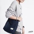shoulder bag 300 THB & free register Blue Color Canvas  #bag #canvas #กระเป๋า #กระเป๋าผ้า #กระเป๋าสะพาย