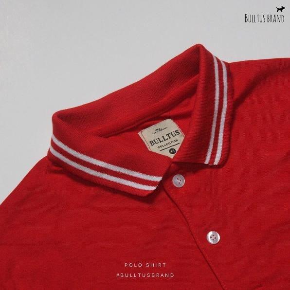 สำหรับใครที่กำลังมองหาเสื้อสีแดงที่เตรียมไว้ให้เข้าธีม,สินค้าลิขสิทธ์BULLTUSBRAND,Bulltusbrand,Bulltusoriginal,polo,poloshirt,เสื้อโปโล,โปโล,โปโลบูตัส,bulltusreview,BulltusBrand