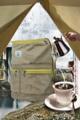 HBP rucksack - Size W 32 cm H 40 D 13 cm - Make vintage washed  -  YKK Zipper #5 - Made from 100% premium cotton fabric  --------------------------------------------------------------  #Hamblepie #Hamblepie #Hamblepie #กระเป๋า #กระเป๋าผ้า #กระเป๋าเป้ #กระเป๋าเดินทาง