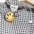 ♡ Smiley Pin Set - 100฿ #SoPearlCloset