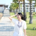 "Chiang-Mai Blouse ใครชอบลุคสบายๆชิวๆ น่ารักแบบไม่ตั้งใจต้องตัวนี้เลย ผ้าฝ้ายนิ่มๆ ปักลาย เหมาะกับหน้าร้อนสุดๆ แมทช์กับอะไรก็น่ารัก #sopearl #summer #cute #vacation #top #cotton ♡ Price : 390 บาท ♡ Size : อก 38"" ♡ Color : White #SoPearlCloset"