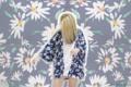 """ผ้าคอตตอนพิมพ์ลายดอก พื้นสีกรมนะคะตัวนี้ สีนึ้ฮอตมากน้า หมดไวมาก ๆ ค่ะ ------------------------------------------------- • อก 60"""" ยาว 31-32"""" #dbSelected #kimono #เสื้อคลุมทรงกิโมโน #เสื้อคลุม #เสื้อคลุมแขนยาว #กิโมโน #dbSelected #dbSelected #dbSelected"""