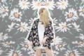 """ผ้าคอตตอนพิมพ์ลายดอก เหมาะกับซัมเมอร์นี้มั้กมากกก ------------------------------------------------- • อก 60"""" ยาว 31-32"""" #dbSelected #kimono #เสื้อคลุมทรงกิโมโน #เสื้อคลุม #เสื้อคลุมแขนยาว #กิโมโน #dbSelected #dbSelected #dbSelected"""
