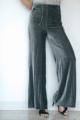 👖Velvet high rise trousers Hot!! กางเกงเอวสูงง ผ้ากำมะหยี่นิ่ม เนื้อย่นดูเก๋ๆ พร้อมกระเป๋าหน้าสองข้าง ผ้านิ่มดีมีน้ำหนัก ใส่พร้อมส้นสูงหน่อย เปลี่ยนลุค เป็นสาวชิคขึ้นมาทันที!  color:  น้ำตาล l ฟ้าเทา size: freesize price: 450.- ฟรีส่งลงทะเบียน 📦