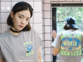 """Product: TSS-093: MAKE THE WORLD SUCK LESS ------- T-SHIRT FABRIC: 100% COTTON SILK SCREEN: FONT, BLACK, ARM COLOR: TOPDRY ------- SIZE CHART: S CHEST อก 18"""" LENGTH ยาว 28"""" SLEEVE แขน 7"""" M CHEST อก 20"""" LENGTH ยาว 29"""" SLEEVE แขน 8"""" L CHEST อก 22"""" LENGTH ยาว 30"""" SLEEVE แขน 8.5"""" XL CHEST อก 23 LENGTH ยาว 31"""" SLEEVE แขน 9.5 ------- --- 🌐WEBSITE: www.madworksclothing.com ✉️CONTACT: madworksbkk@gmail.com 📱FB: @madworksclothing 📱IG: @madworksclothing ---"""