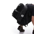 """""""Hands-free travelling"""" ถึงเวลาคนเมืองเดินมือเปล่า ไม่ใช่แค่นักเรียน หรือพวกบ้ากีฬาที่จะใช้กระเป๋าสะพายหลัง กระเป๋าสะพายแนวมินิมอล เรียบง่ายเหมาะกับทุกโอกาสตั้งแต่วันทำงานไปจนถึงเที่ยวเตร่ สำหรับสีดำซึ่งเน้นความเรียบ ดูโมเดิร์น และสามารถมิกซ์แอนด์แมทซ์กับเสื้อผ้าได้ง่าย ผลิตจากหนังวัวฝาดปั่นแท้(Tileable Leather)จาก Australia ทั้งใบ มีความทนทานต่อสภาพอากาศและความชื้น  คุณสมบัติ - ภายในเป็นช่องสำหรับใส่ของสองช่อง แบ่งด้วยแผ่นหนังแท้เต็มแผ่น - ช่องซิปใส่ของด้านหน้า 1 ช่อง - ช่องใส่ของเพิ่มเติมด้านข้าง 2 ช่อง (พอดีกับมือถือขนาดจอ 5.5 นิ้ว) - สายสะพายบุฟองน้ำ ช่วยรับน้ำหนัก ปรับความยาวของสายได้ตามความเหมาะสม  วัสดุที่ใช้ - หนังวัวแท้ชนิดฝาดปั่น - ภายในบุด้วยผ้า Canvas หนาถึง 12oz. ช่วยป้องกันสิ่งของในกระเป๋า  ขนาดและน้ำหนัก - Size: 17.5""""(H) x 12.6""""(L) x 5.5""""(W) - ภายในสามารถใส่โน้ตบุ้ค 14 นิ้ว  #ผู้หญิง #ผู้ชาย #กระเป๋า #กระเป๋าเป้ #กระเป๋าหนัง #กระเป๋าหนังสีดำ #กระเป๋าสะพาย #กระเป๋าผู้ชาย #กระเป๋าผู้หญิง"""