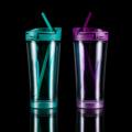 """**ราคาปกติ 1,350 บาท  MIGHTYMUG กระบอกน้ำผลักไม่ล้ม ขนาด 591 มล. (Mighty Mug Ice) รหัสสินค้า : 8301I30122597007650 / P รหัสสินค้า : 8301I30122597008650 / T  - ผลิตจากพลาสติกปลอดสาร BPA (Bisphanol A) ซึ่งเป็นสารเคมีที่ใช้ในการผลิตขวดพลาสติกโดยทั่วไป ทำให้เกิดอาการผิดปกติทางพันธุกรรมและโรคมะเร็ง - สำหรับบรรจุเครื่องดื่ม ร้อน-เย็น อุณหภูมิตั้งแต่ 0-94 องศาเซลเซียส - สามารถเก็บอุณหภูมิได้นานถึง 4 ชม./วัน - ใช้นวัตกรรมที่เรียกว่า Smart Grip Technology เทคโนโลยีที่จดสิทธิบัตร เกี่ยวกับการป้องกันแก้วไม่ให้ล้ม ด้วยสโลแกน """"ผลักแล้วไม่ล้ม"""" - ช่วยป้องกันน้ำหกเลอะเทอะขณะขับรถ - มีให้เลือก 2 สี คือ สีม่วง และสีเขียว - ขนาดความจุ 591 มล. - ขนาดสินค้า 9.5 x 21.5 ซม. - จำนวน 1 กระบอก/กล่อง  หมายเหตุ : สีของสินค้าที่ปรากฎ อาจมีความแตกต่างกันขึ้นอยู่กับการตั้งค่าของแต่ละหน้าจอ  ---------------------------------------------------------------- #PRIM #CHERISH #CUSHY #FNOUTLET #MightyMugGo #Mug #BPA #Cool #Cold #Ice #Hot #แก้วผลักไม่ล้ม #ผลักไม่ล้ม #แก้วมัค #แก้วน้ำดื่ม #แก้วน้ำร้อน #แก้วน้ำเย็น #แก้วร้อนเย็น #แก้วกินน้ำ #กระบอกกินน้ำ #กระบอกน้ำดื่ม #ขวดน้ำดื่ม #กินน้ำ #ดื่มน้ำ #แข็งแรง #ทนทาน #เท่ห์ #โอปป้า #เรียบหรู #สวยใส #เกาหลี #ญี่ปุ่น #ชิค #ชิลๆ #เก๋ #กิ๊บเก๋ #น่ารัก"""
