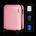 **ราคาปกติ 6,375 บาท  Rollica กระเป๋าเดินทาง (PC Trolley Luggage) 20 นิ้ว รหัสสินค้า : 8401PC064BL1202550 รหัสสินค้า : 8401PC064PK1202550 (หมด) รหัสสินค้า : 8401PC064WH1202550 รหัสสินค้า : 8401PC064BK1202550  - กระเป๋าเดินทางพลาสติกพีซีหนา แข็งแรง ทนทาน - ป้องกันการเปียกน้ำได้ดีเยี่ยม - ล้อเลื่อน 4 ล้อ นิ่ม เบา ลากง่าย - คันลากปรับได้ 2 ระดับ พร้อมหูหิ้ว สะดวกในการเคลื่อนย้ายหรือหิ้ว - ระบบล็อคแบบ TSA ป้องกันสิ่งของสูญหาย - พร้อมใบรับประกันสินค้า - ควรเก็บให้ห่างจากเปลวไฟ - มีให้เลือก 4 สี คือ สีดำ สีน้ำเงิน สีชมพู และสีขาว - ขนาดสินค้า 20 นิ้ว - จำนวน 1 ใบ/แพ็ค  หมายเหตุ : สีของสินค้าที่ปรากฎ อาจมีความแตกต่างกันขึ้นอยู่กับการตั้งค่าของแต่ละหน้าจอ  **รอบระยะเวลาในการสั่งซื้อ-จัดส่ง - ตัดยอดทุกวันพฤหัสบดี เวลา 12.00 น. และจะจัดส่งให้วันอังคารของสัปดาห์ถัดไป ---------------------------------------------------------------- #PRIM #CUSHY #FNOUTLET #Prim #Cushy #Fnoutlet #fnoutlet #Rollica #Luggage #Trolley #กระเป๋าเดินทาง #กระเป๋า #กระเป๋าล้อลาก #กระเป๋าถือ  #เครื่องบิน #รถยนต์ #รถทัวร์ #ล้อลาก #รถเข็นกระเป๋า #หูหิ้ว #คันลาก #ถุงเก็บ #สายรัด #ตาชั่ง #ที่ชั่ง #ใส่เสื้อผ้า