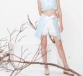 กางเกงกระโปรง ด้านในเป็นกางเกงขาสั้นทำจากพลีทสีขาวออฟไวท์ ส่วนตัวกระโปรงด้านนอกเป็นผ้าไหมอิตาลีสีเขียวมิ้นคะ  มีไซส์s,m,l                                               #ผู้หญิง#Women #กระโปรง#กระโปรงสั้น #skirt#miniskirt