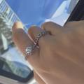 แหวนเซ็ต 2 วง ปรับไซส์ได้ #SimplyyOfficial