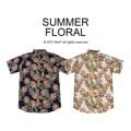 """SUMMER FLORAL เสื้อเชิ้ตแขนสั้น พิมพ์ลายดอกไม้ สีสันสดใส รับซัมเมอร์ ใส่สบายไม่ร้อน เหมาะกับอากาศบ้านเรา ทรงสวย จะใส่คู่กับกางเกงขาสั้น หรือยาวก็ดี มี2สีค่ะ (ครีม,กรม)  Size: S,M,L,XL  S ไหล่ 16"""" รอบอก 38"""" ยาว 29"""" M ไหล่ 17"""" รอบอก 40"""" ยาว 30"""" L ไหล่ 18"""" รอบอก 42"""" ยาว 31"""" XL ไหล่ 19"""" รอบอก 44"""" ยาว 32""""  สอบถามรายละเอียดเพิ่มเติมได้นะคะ  แอดมินยินดีตอบทุกคำถามค่า ^^  Instagram:  instagram.com/morf_clothes  Facebook:  www.facebook.com/morf.clothes  #เสื้อเชิ้ต #เสื้อเชิ้ตแขนสั้น #วินเทจ #vintage #hawaii #เสื้อฮาวาย  #เสื้อลายดอก #ทะเล #summer #สงกรานต์"""