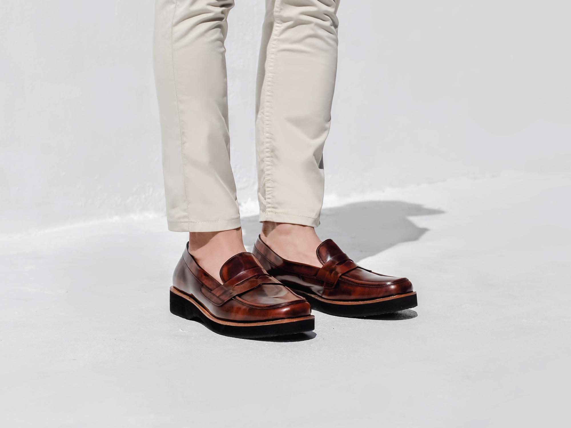 men,ผู้ชาย,รองเท้า,รองเท้าผู้ชาย,รองเท้าหนัง,รองเท้าหนังสีน้ำตาล,รองเท้าหุ้มส้น