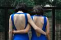 """:: ชุดว่ายน้ำผู้หญิง - Playgirl - [Flickrblue] :: Minimal swimwear that you'll love with best quality and reasonable price. Every pieces are design by the designer. We use high quality textile that are UV protected and every swimwear come with bra pads inside.  ชุดว่ายน้ำมินิมอล (minimal) เรียบหรู ราคาพอดี คุณภาพดีเยี่ยม ออกแบบโดยนักออกแบบ (designer) ฝีมือดี ใช้ผ้าสำหรับชุดว่ายน้ำโดยเฉพาะ กันยูวี มีซับในทุกตัว พร้อมฟองน้ำรับทรงในตัว เราตั้งใจผลิตเย็บอย่างดีทุกชิ้นเพื่อลูกค้าทุกท่าน 😊 ไม่แน่ใจปรึกษาเรื่อง size ก่อนสั่งซื้อได้ที่ Ark to seller นะคะ -------------------------------------------------------------- High quality cutting swimwear Thailand. Playgirl color : ฺFlickrblue. size in: s m l material : 80% nylon 20% lycra -------------------------------------------------------------- **SIZE CHART** Size S: Bust 29.5""""-31.5"""" l Waist 26"""" l Hip 32""""-33.5"""" Size M: Bust 31""""-32.5"""" l Waist 28"""" l Hip 34""""-36.5"""" Size L: Bust 33""""-34.5"""" l Waist 30"""" l Hip 36.5""""-39"""" ------------------------------------------------------ #women #swimwear #ผู้หญิง #ชุดว่ายน้ำ #ชุดว่ายน้ำผู้หญิง #ชุดว่ายน้ำวันพีช"""