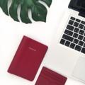 Genuine leather passport holder ด้านในมีข่องใส่การ์ด 3 ช่อง / Boarding pass และบัตรต่างๆ 1 ช่อง / สมุด passport 1 ช่อง ฟรีบริการสแตมป์ชื่อ 8 ตัวอักษร 2 บรรทัด เพิ่ม 100 บาท Line :@vittstudio #VITTCUSTOMSTUDIO #VITTCUSTOMSTUDIO