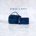 "New Collection from Magraret Bag✨KANGA MAGRARET✨ (PUP Limited Edition) กระเป๋าสะพายไซสกลาง จุของได้เยอะ ซิปยาวเพิ่มความสะดวกในการหยิบของ พิเศษสุด!!มาเป็นแพคคู่มี2ชิ้น -กระเป๋าหนัง Kanga Bag  -ซองหนัง Mini Kanga  Color : navy Size : 7""x5""x3"" Price : 1,690 baht  -------------- #women #ผู้หญิง #กระเป๋า #กระเป๋าผู้หญิง #กระเป๋าถือ #กระเป๋าสะพาย #กระเป๋าใบเล็ก"