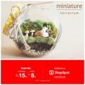 📌  Line :  @miniature.t https://www.facebook.com/miniature.terrarium/ 📣ดูรีวิวได้ที่ >>>> #miniatureterrariumreview  ☘🍀 📣สนใจ inbox มาได้เลยค่าาา :). #miniature #terrarium #อุปกรณ์จัดสวน #ของขวัญให้แฟน #สวนขวดโหล #มอส #สวนขวดแก้ว #moss #green #gift  #garden #little #figure #ขวดแก้ว #miniaturegarden #เซรามิก #WorkShop #work #shop 📣🐶🐱🐭🐹🐰☘🍀🌻🌼