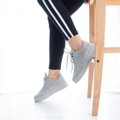 ร้องเท้าผ้าใบผูกเชือก แพทฟอร์มสูง 1.5 นิ้ว ช่วยเพิ่มความมั่นใจขณะสวมใส่ ใส่ได้ตลอด ไม่มีเอ๊าท์แน่นอนค่ะ  ความยาวเท้าที่เหมาะสมกับขนาดรองเท้าค่ะ --------------------------------------------- เท้ายาว 24 ซม. ใส่เบอร์ 38 เท้ายาว 24.5 ซม. ใส่เบอร์ 39  -------------------------------------------- #women #รองเท้า #รองเท้าผู้หญิง #รองเท้าผ้าใบ