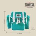 Troopers 'original teal'backpack  Price: 1370 baht  Include shipping  ------------------------------------------------------------ #bag #กระเป๋า #กระเป๋าผ้า #กระเป๋าสะพาย #กระเป๋าเป้ #กระเป๋าเดินทาง