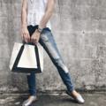 """กระเป๋าผ้า canvas 22 oz.สายสปันทอแน่น ขนาด สูง 11""""  กว้างวัดจากฐาน 12"""" ก้น 4.5"""" #canvas #canvasbag #totebag #bag #ถ่ายจากสินค้าจริง  #lapindesigns #chic #fashion #plain #minimal #minimalstyle #style #madetoorder  #LapinDesigns #LapinDesigns"""