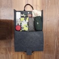 กระเป๋าสำหรับใส่โน้ตบุ๊คหรือเอกสาร  หรือใส่ของประจำวัน ลุคเรียบง่ายเข้าได้กับทุกสไตล์ผ้าหนาสามารถกันกระแทกได้ดี กระเป๋าตั้งอยู่ทรง   #bag #minimal #minimalstyle #notebook #กระเป๋าใสเอกสาร #lapindesigns  #LapinDesigns