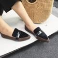 #Haxhummer รองเท้าคัชชูแต่งขนม้าเทียมสีดำ ตัวรอเท้าด้านนอกเป็นหนังด้าน ด้านในซับด้วยหนังกลับเทียมม #นิ่มใส่สบายมากกกกกกกก  ราคา : 590฿ สี : ดำ/ เขียวขี้ม้า/ น้ำตาลช็อกโกแลต ไซส์ : 35-41 💓💓💓💓 ** ระบุไซส์ที่ต้องการไว้ที่ Note to seller หรือ ช่องข้อความเพิ่มเติมถึงร้านค้าได้เลยนะคะ  #shoesfashion #shoes #รองเท้าคัชชู #รองเท้าใส่ทำงาน #รองเท้านิ่ม  #Whiteoakshoes