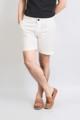 """:: กางเกงขาสั้น - Off White Chino Shorts ::  รายละเอียดสินค้า + ขนาด :  Size S : เอว 30"""" สะโพก 37"""" ความยาว 15.5"""" Size M : เอว 32"""" สะโพก 38"""" ความยาว 16"""" Size L : เอว 34"""" สะโพก 41"""" ความยาว 16.5"""" Size XL : เอว 36"""" สะโพก 42"""" ความยาว 17"""" + โทนสี : ขาว + ราคา : 690 บาท  . . . . . . . . . . . . . . . . . . . . . . . . . . . . . . . . . .  คำอธิบายสินค้า (Description)  กางเกงขาสั้นผ้าชิโน Series ใหม่จาก SLOPE ผลิตจากผ้าชิโนที่ทำจาก Cotton 100% พร้อมกับ Lafer Finishing ทำให้ได้ผิวสัมผัสของผ้าที่นุ่ม  กางเกงขาสั้นผ้าชิโนรุ่นนี้เป็นทรง Slim fit ไม่เข้ารูปจนเกินไป กับความยาาวที่พอดี ไม่สั้นหรือยาวจนเกินไป จะใส่ในวันสบายๆ เหมาะอย่างยิ่งกับอากาศเมืองไทย  มาพร้อมกระเป๋า 4ใบ ด้านหน้า 2ใบ และ 2กระเป๋าด้านหลังที่มาพร้อมกับ signature tag ที่กระเป๋าขวาหลัง  กางเกงรุ่นนี้สามารถซักด้วยเครื่องซักผ้าได้ค่ะ (ไม่แนะนำให้ใช้น้ำยาฟอกขาว ใช้แปรง หรือแช่ผ้านานเกินไป)  . . . . . . . . . . . . . . . . . . . . . . . . . . . . . . . . . . #men #ผู้ชาย #กางเกง #กางเกงขาสั้น #กางเกงผู้ชาย #กางเกงขาสั้นผู้ชาย"""