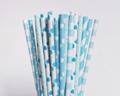 หลอดกระดาษ ใช้สำหรับดื่มน้ำค่ะ 🍹  1 pack มี 25 ชิ้น ราคา 110 บาท/pack  #paperstraw #zakka #ของขวัญ #หลอด