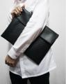 :: กระเป๋าเอกสาร - Woven A4 Clutch ::  รายละเอียดสินค้า  + ขนาด : 10 x 14 นิ้ว + วัสดุ : Imported PU + โทนสี : ดำ, น้ำตาล, น้ำเงิน + ราคา : 490 บาท  . . . . . . . . . . . . . . . . . . . . . . . . . . . . . . . . . .  คำอธิบายสินค้า (Description)  - สามารถใส่กระดาษขนาด A4 และ Tablet ได้ - มีฝาปิด และซิปด้านใน - ฝาเป็นหนังเนื้อเรียบ ตัวกระเป๋าเป็นหนังสานพิมพ์นูน - ด้านในบุด้วยผ้าหนาอย่างดี มีความคงทน รับน้ำหนักได้มาก - ด้านหลังของกระเป๋า มีโลโก้ BLACKSMITH  . . . . . . . . . . . . . . . . . . . . . . . . . . . . . . . . . .  #men #ผู้ชาย #กระเป๋า #กระเป๋าถือ #กระเป๋าเอกสาร