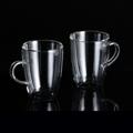PRIM แก้วน้ำร้อนเย็น 2 ชิ้น ขนาด 330 มล. (Double Wall Coffee Cup Set) รหัสสินค้า : 8379GW0300580  ราคาสินค้าปกติ : 1,230  บาท  ราคาโปรโมชั่น  580 บาท ค่าจัดส่ง EMS     50 บาท รวมราคาทั้งสิ้น  630 บาท  รายละเอียดสินค้า   แก้วน้ำ PRIM ถึงจะมีหูจับกันร้อนเหมือนแก้วทั่วไป แต่กลับซ่อนความพิเศษเอาไว้ ด้วยดีไซน์แบบ 2 ชั้น คือ แก้วชั้นใน และแก้วชั้นนอก คุณจะจับที่หูจับ หรือจับที่ตัวแก้ว ความร้อนก็ไม่ส่งผลต่อมือของคุณ และยังไม่เป็นเหงื่อเวลาใส่น้ำเย็น ทำให้การดื่มน้ำของคุณมีความสุขมากยิ่งขึ้น  - ผลิตจากแก้วบอโรซิลิเกตเป่าปาก เนื้อหนา - ทนต่อการกระแทกได้ดีกว่าแก้วทั่วไป - ทนต่อความร้อนและการเปลี่ยนแปลงอุณหภูมิได้สูง - จับแล้วไม่เย็นหรือร้อนมือ ด้วยดีไซน์ให้แก้วมี 2 ชั้น - ใส่น้ำเย็นและร้อน ที่มีอุณหภูมิตั้งแต่ -20 ถึง 150 องศาเซลเซียส - สำหรับใส่น้ำร้อนหรือน้ำเย็น - ขนาดความจุ 330 มล. - ขนาดสินค้า เส้นผ่านศูนย์กลาง 8.5 ซม. สูง 11.2 ซม. - จำนวน 2 ชิ้น/แพ็ค  คำแนะนำในการดูแลรักษา  - ควรล้างและเช็ดให้แห้งทันทีทุกครั้งหลังการใช้งาน - ใช้ได้กับไมโครเวฟ - ทำความสะอาดด้วยเครื่องล้างได้ - ไม่ควรแช่น้ำทิ้งไว้เป็นเวลานาน - เก็บรักษาในแท่นวางเมื่อไม่ใช้งาน  หมายเหตุ : สีของสินค้าที่ปรากฎ อาจมีความแตกต่างกันขึ้นอยู่กับการตั้งค่าของแต่ละหน้าจอ  ---------------------------------------------------------------- #PRIM #CUSHY #FNOUTLET #Glasses #Coffee  #Cup #DoubleWall #Cool #Cold #Ice #Hot #แก้วมัค #แก้วน้ำ #แก้วร้อนเย็น #แก้ว2ชั้น #แก้วกาแฟ #แก้วชา #แก้วบอโรซิลิเกต