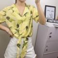 :: เสื้อเชิ้ตแขนสั้น - Pineapple tops ::  รายละเอียดสินค้า + ขนาด : Freesize + โทนสี : เหลือง, ฟ้า, ชมพู, ขาว + ราคา : 490 บาท  . . . . . . . . . . . . . . . . . . . . . . . . . . . . . . . . . .  คำอธิบายสินค้า (Description)  Pineapple shirt so cute 🍍🍍🍍 สาวๆสาวกสัปปะรดห้ามพลาดน้าาา งานล๊อตนี้สวยปัง ใส่สบายได้หลายลุคส์ จะใส่คู่กับกางเกงยีนส์ขาสั้น/ยาว หรือใส่คลุมบิกินีก็ดีงามค่าา 💙💙    . . . . . . . . . . . . . . . . . . . . . . . . . . . . . . . . . . #เสื้อสับปะรด #เสื้อเกาหลี #เสื้อเชิ้ต #เสื้อน่ารักๆ #ToBeAngelic