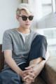 GQSun-025 Price: THB 2,490 UV 400 Sunglasses Lens  Frame Size: 47□20-140○47.5 Frame Width: M (135 MM) Weight: 20.2 g  ผิววัสดุ : Tortoise and Olive ทรง : Drop กรอบแว่น : Full Rim วัสดุ : Acetate  #GLAZZIQ#Eyewear #Sunglasses #แว่นตา #แว่น #แว่นกันแดด