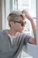 GQSun-024  Price: THB 2,490 UV 400 Sunglasses Lens  Frame Size: 47□20-140○47.5 Frame Width: M (135 MM) Weight: 20.2 g  ผิววัสดุ : Whiskey Tortoise ทรง : Drop กรอบแว่น : Full Rim วัสดุ : Acetate  #GLAZZIQ#Eyewear #Sunglasses #แว่นตา #แว่น #แว่นกันแดด